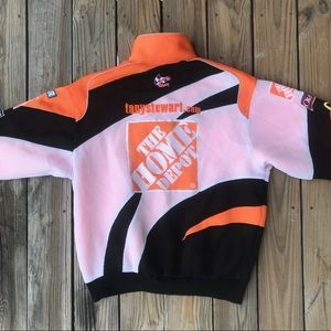 6b9570825 jeff hamilton racing collection Jackets & Coats - TONY STEWART HOME DEPOT  RACING JACKET 3XL